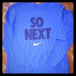 Boys Long Sleeve Nike Tee EUC!